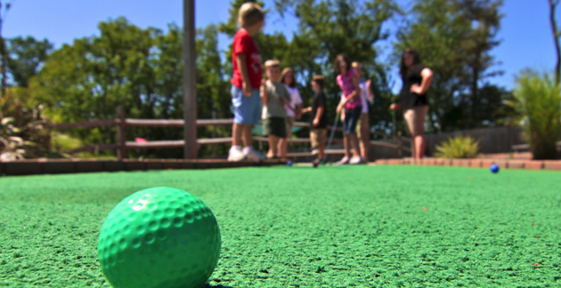 Miniature Golf - Maryland